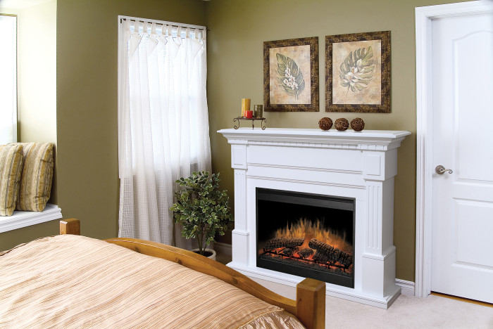 Electric Mantel Package Fireplace Depot