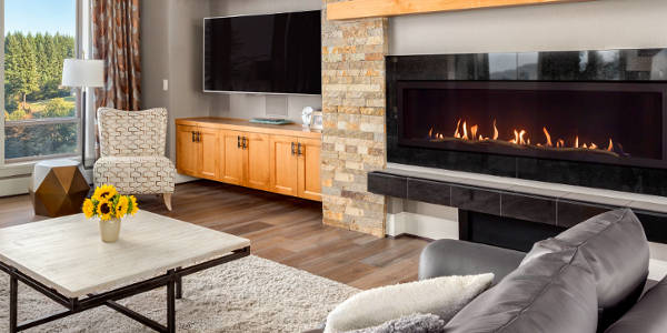 savannah gas fireplace