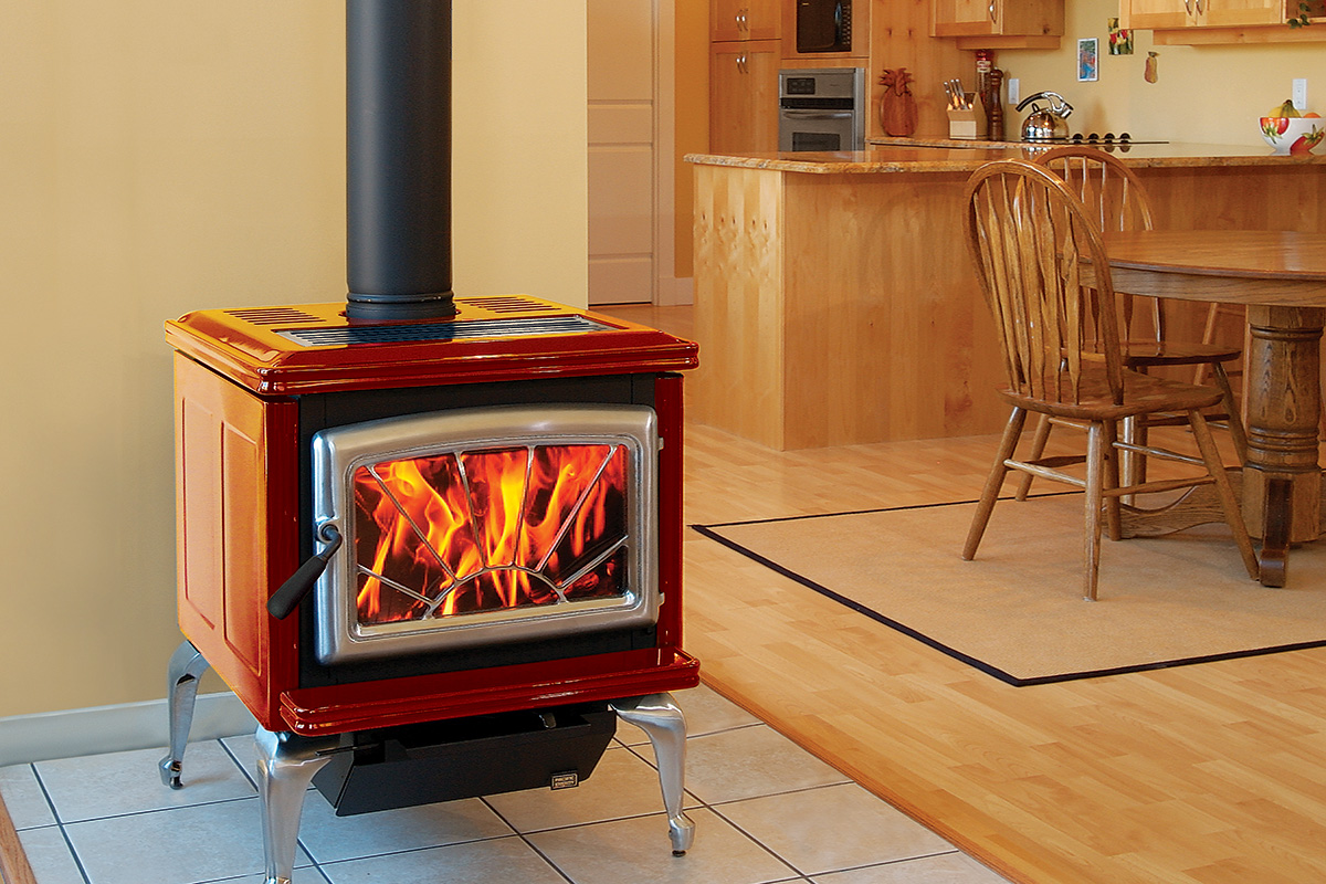 Pacific Energy Wood Stoves | FIREPLACE DEPOT