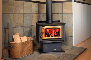 Vista wood stove