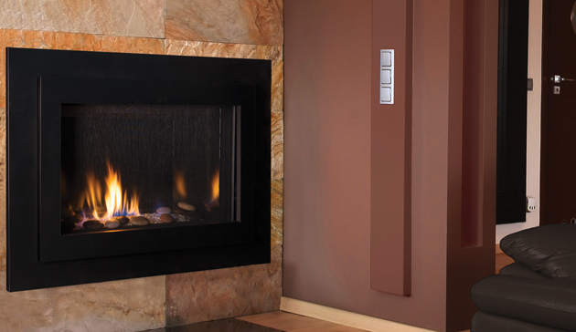 Modern And Contemporary Direct Vent Fireplaces Fireplace
